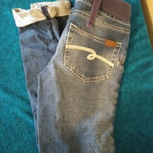 Justice Knit Jeggings